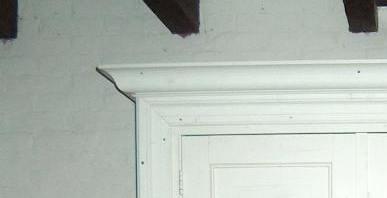 Maken van een meterkast met paneeldeuren, Rozenstraat in Koog aan de Zaan