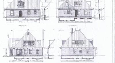 Nieuwbouw woonstolp aan de J.J. Allanstraat te Westzaan