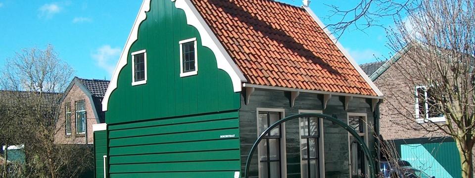 Restauratie Boschstraat 2 te Zaandijk
