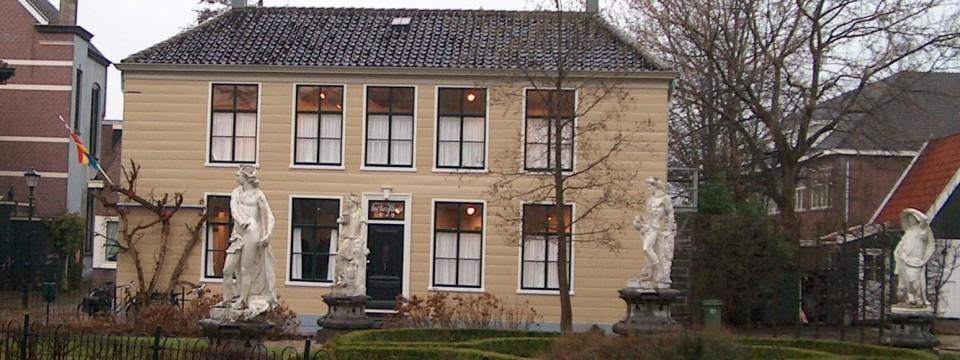 Restauratie van het Weefhuis in Zaandijk