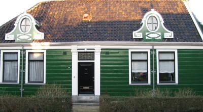 Funderingsherstel/Restauratie Rijksmonumentaal woonhuis Kerkbuurt Westzaan