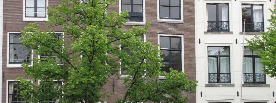 Rijksmonumentaal grachtenpand aan de Keizersgracht te Amsterdam