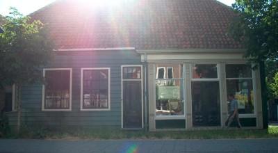 Voormalig Slachthuis Lagedijk 7-9 te Zaandijk, Restaurant De Smuiger