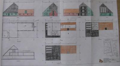 Herbouw van de kapberg met twee afluivingen en Restauratie van de Rijksmonumentale stal